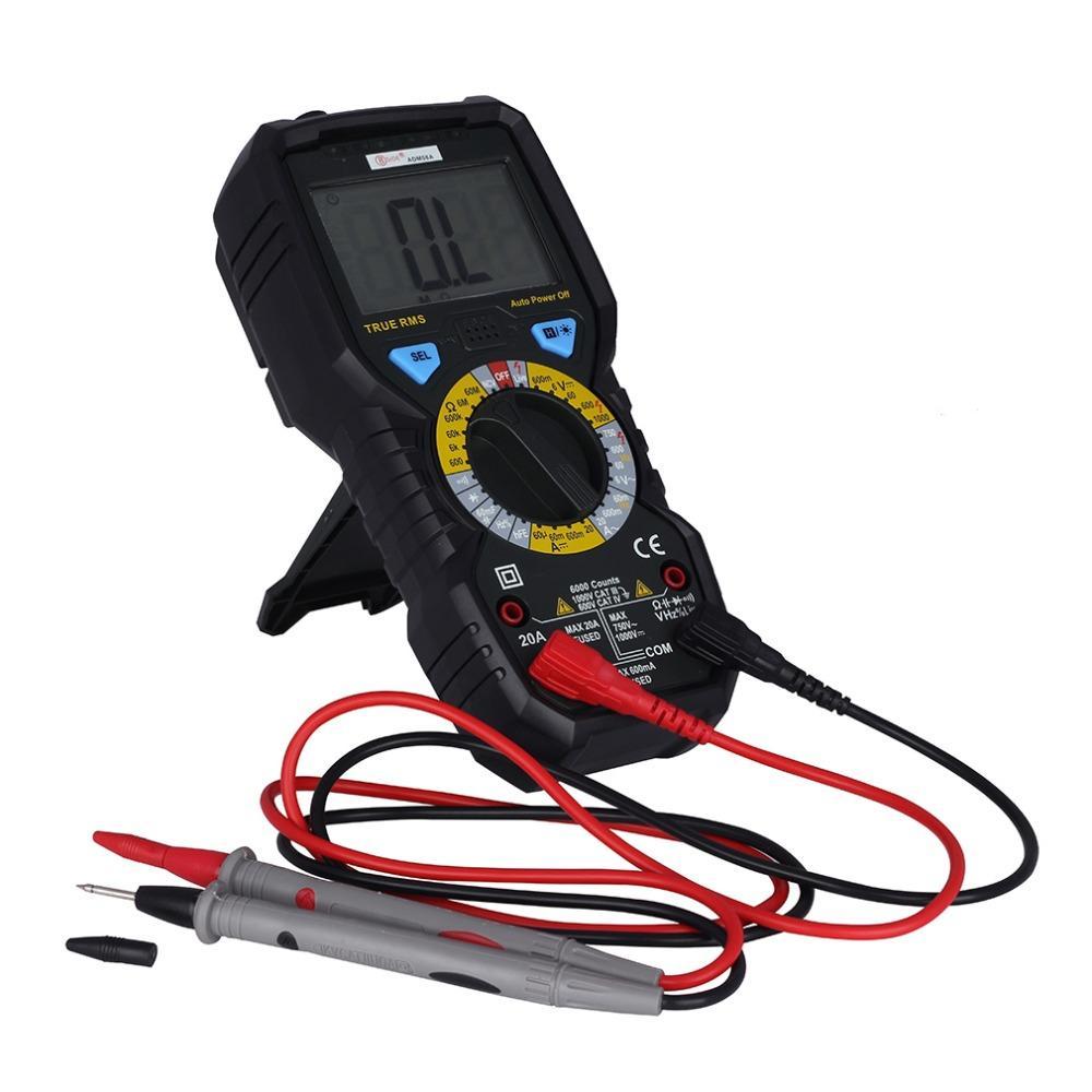 Freeshipping bside ADM08A صحيح rms قيمة رقمي متعدد الحرارة السعة التردد اختبار فعالة حقا تتراوح قيمة الاختبار