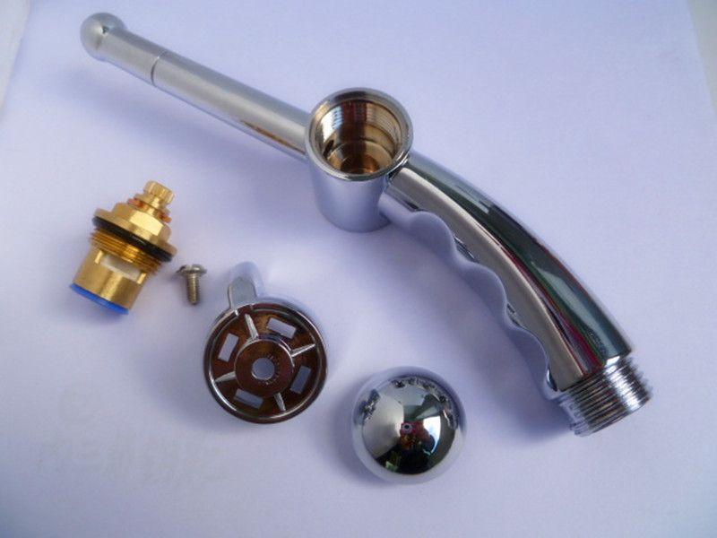 Plastic Bidet Faucet Mini Faucet Head for Anus Penis Vagina Cleaning ...