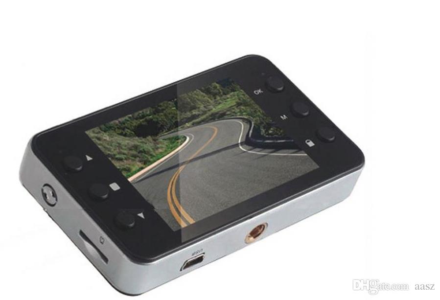 "10 STÜCKE 2,4 ""HD 1080 P Auto DVR Fahrzeug Dash Kamera Video Recorder Tachograph G-sensor K6000-l2 Freies senden DHL"