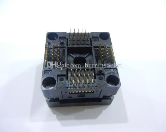 Enplas OTQ-64-0.5-06 QFP TQFP64PIN 0.5 MM PITCH IC TESTİ VE SOKETLERDE YANIK