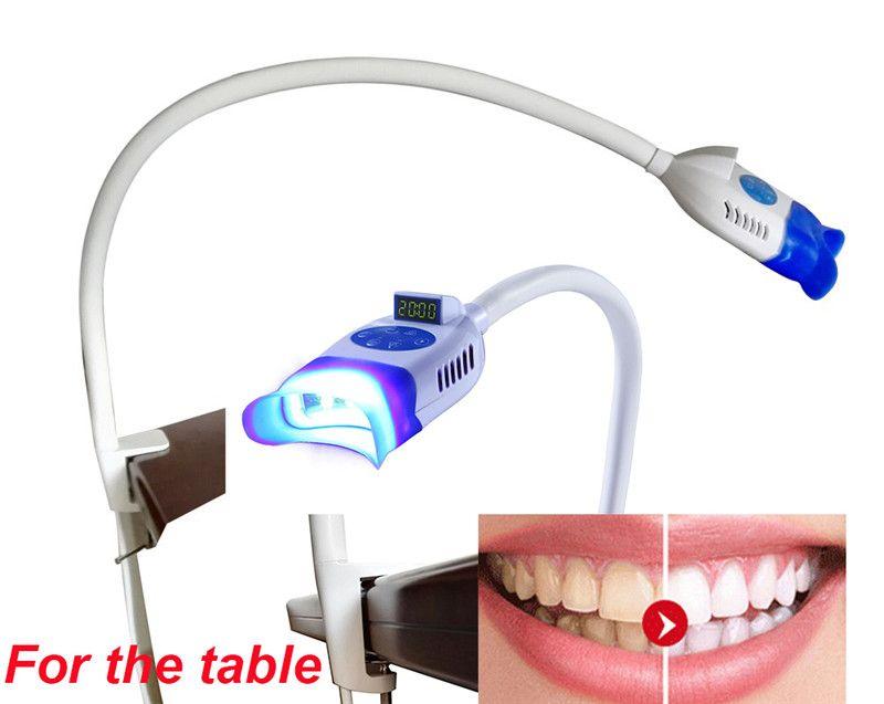 Dental Led Cool Light Teeth Whitening System Lamp Bleaching