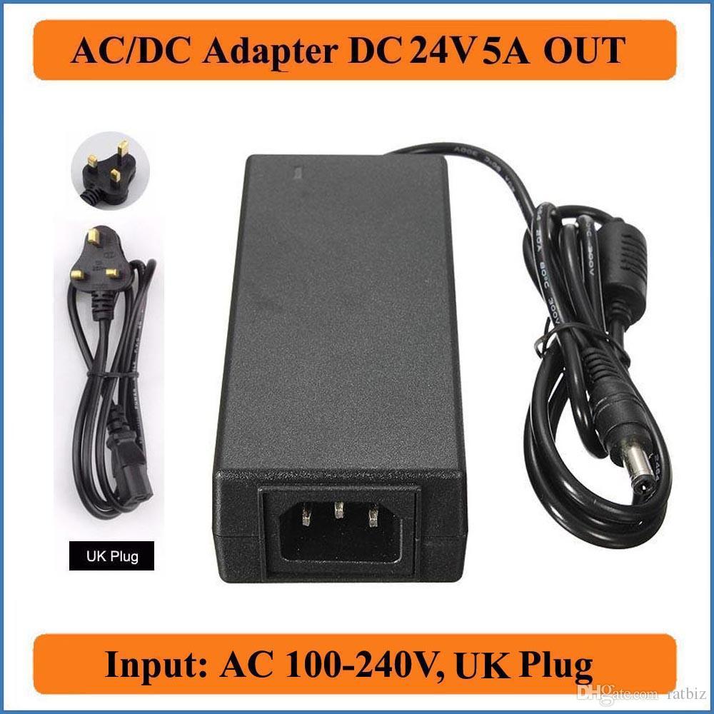 External Ac 240 V Power Adapter 24 V Power Dc Jack