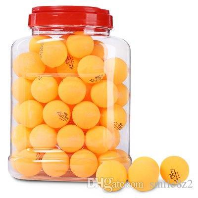 60 pezzi palle da tennis da tavolo a 3 stelle 40mm 5 g / pz palle da ping-pong olimpiche palla da ping pong palla da ping pong palla da allenamento amatoriale B