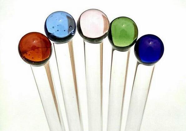New Arrive Colored Cocktail Drink Glass Mixer Rod Bar Puddler Muddler Stirring Mixing sticks Ladle Stirrer