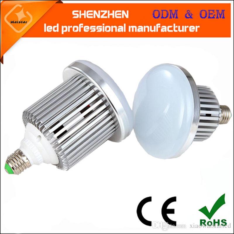 15w 18w 25w 36w 50w 80w 버섯 led 전구 빛 E27 led 전구 고전력 led 글로벌 전구 스포트라이트 전구