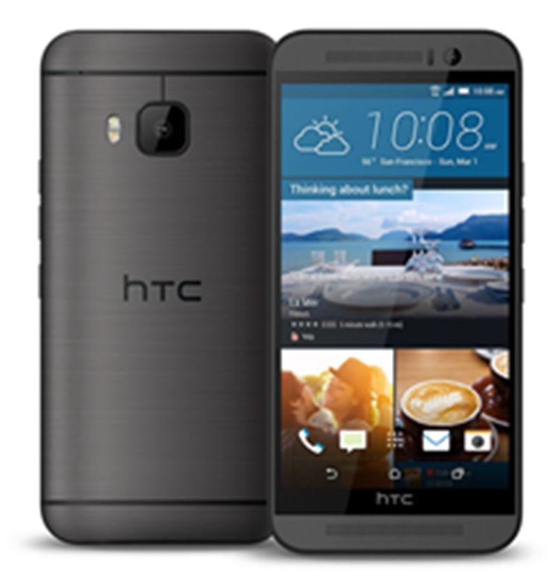الهواتف التي تم تجديدها HTC One M9 Black Silver Gold مفتوح الهاتف 5.0 بوصة 3GB RAM 32GB ROM الهاتف الخليوي