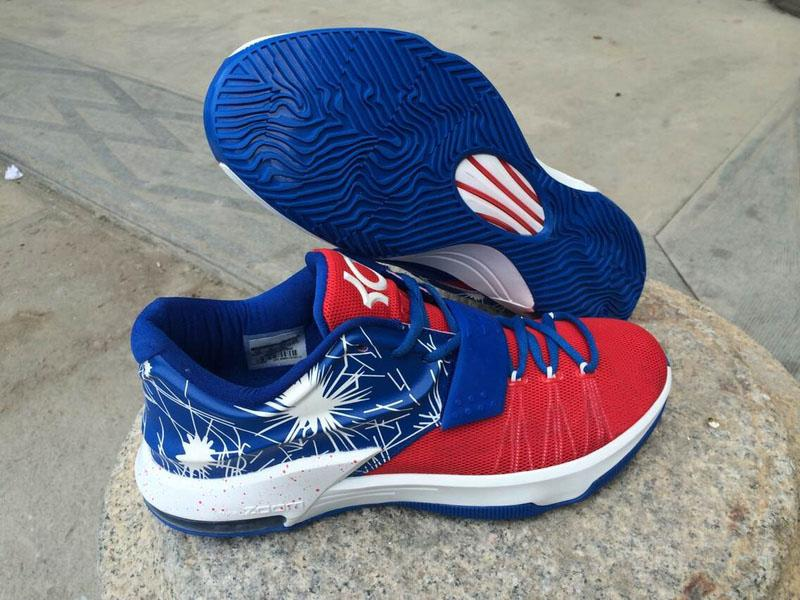 d134d1fe696c ... canada new kd 7 vii carnival cheap mens basketball shoes july 4th 6 kds sneakers  kd7