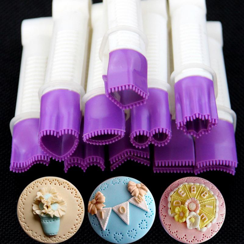 새로운 도착 스위트 주방 도구 빵 케이크 슈가 크래프트 초콜릿 곰팡이 수동 공구 / 케이크 송료 무료