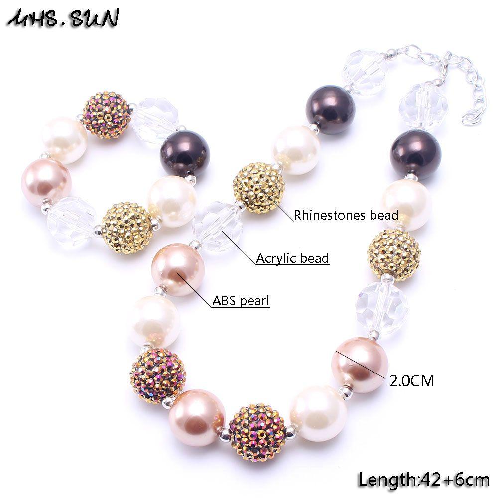 Its Girls Stuff Bead Jewellery Set
