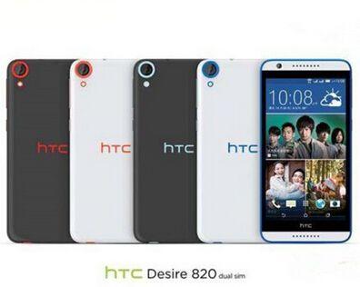 """الأصلي HTC Desire 820 HTC 820U Otca Core dual sim 5.0 """"TouchScreen 2GB RAM 16GB ROM Unlocked 13.0MP Android الهواتف المحمولة المجددة"""