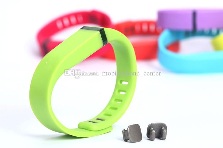 2016 Silicone Replacement Rubber Band with Clasp for Fitbit Flex Bracelet Wrist Strap High Quality 13 Colors