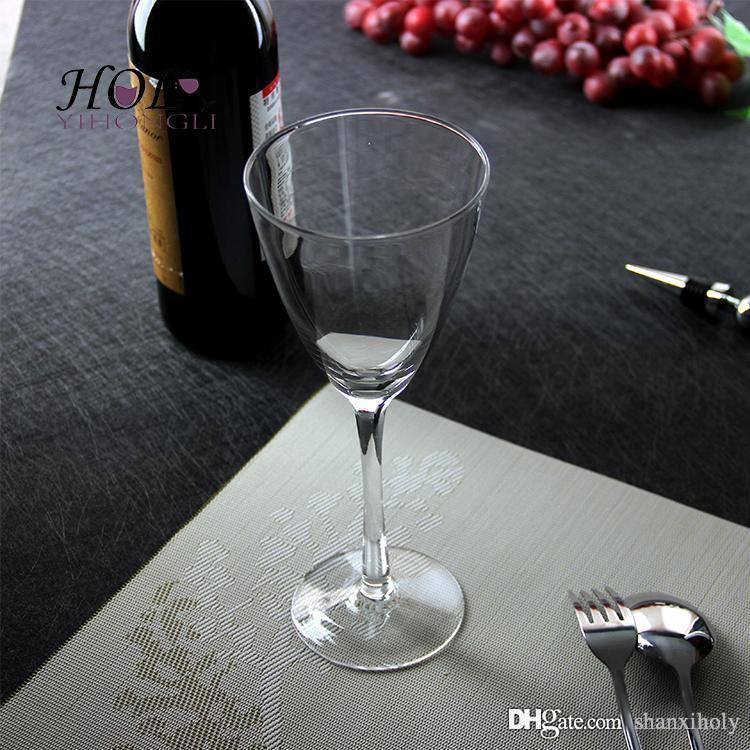 Glas Wein Tasse High-End-Custom kann Logo tun