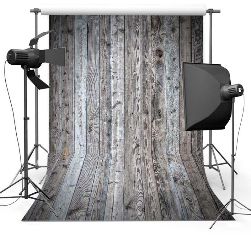8X8ft (240x240 cm) Pavimenti In Legno per Neonato Spedizione gratuita Vinile Photography Sfondo Fondali sfondi per studio fotografico Floor716