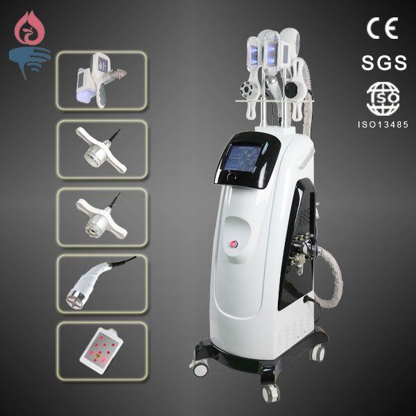 Cool Cryo Spa / Klinik / Salon häufig verwendete neueste Körper Cryo Abnehmen Maschine