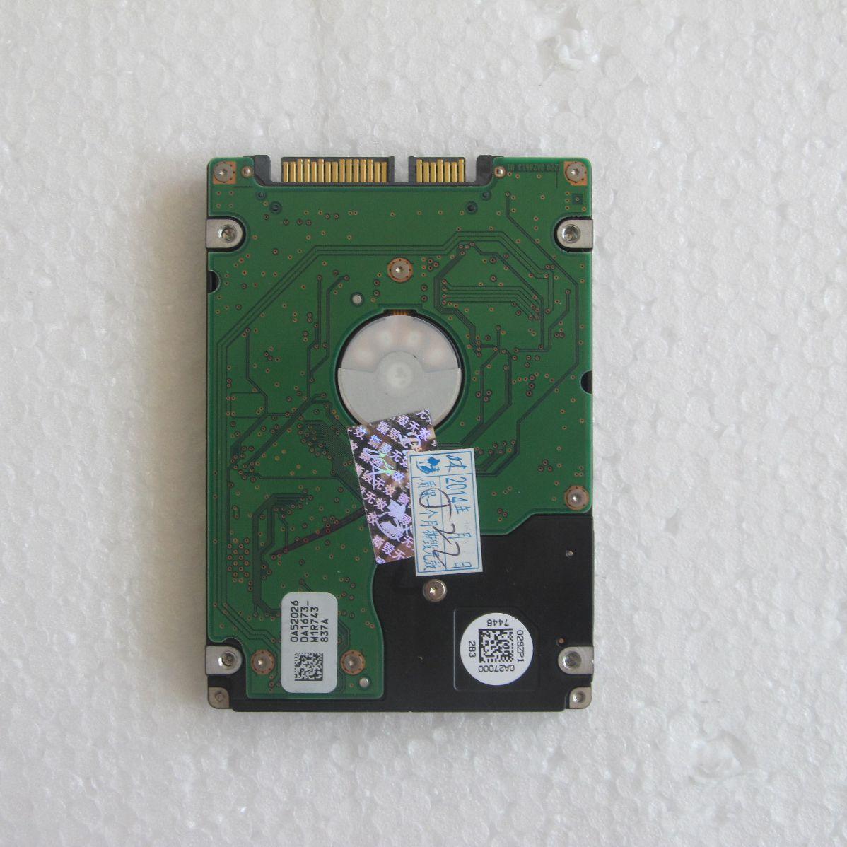 엔지니어 프로그래밍 Windows 7과 BMW ICOM 5백기가바이트 HDD 다중 언어의 경우 ISTA / D 4.24 ISTA / P 3.67
