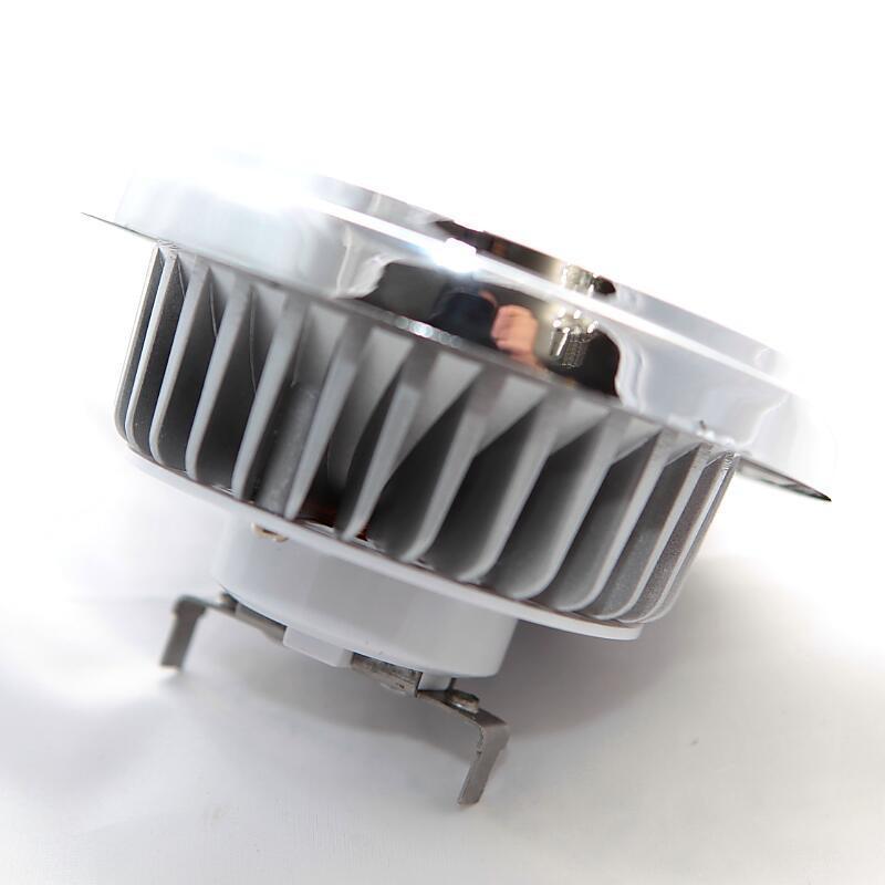 shiping libero del DHL, AC85-265V dimmerabile 15W AR111 COB G53, COB AR111 LED, NUOVO ARRIVO e vendita calda