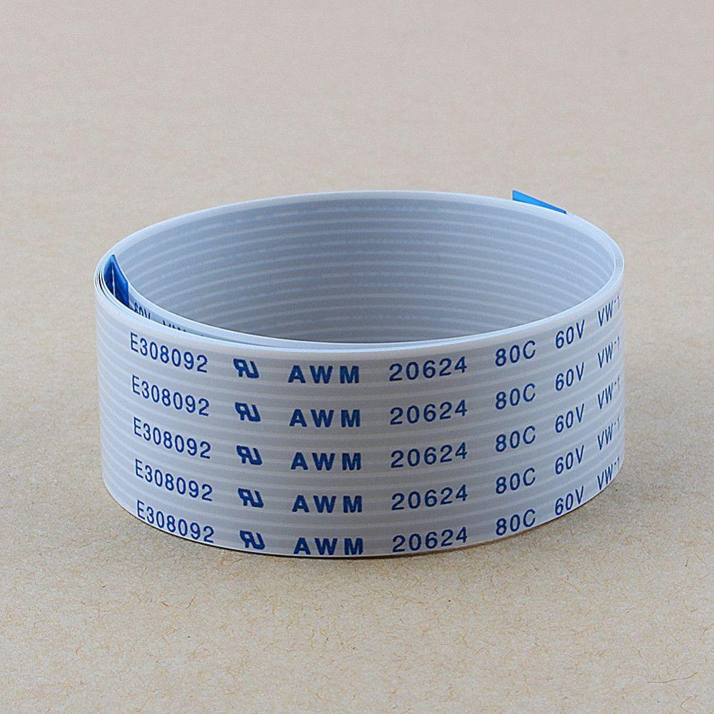 Raspberry pi Camera Ribbon FPC 15pin 0.5mm Pitch 50cm flat Wire ...