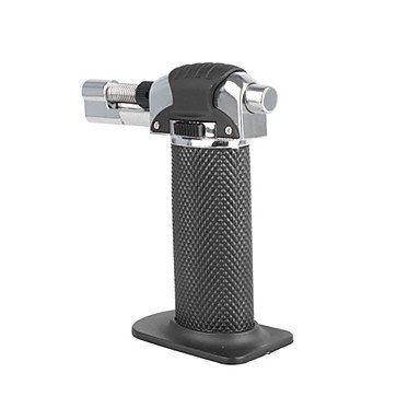 1300'C Metal Melting Butane Jet Torch Lighter Portable Brazing Solderin Large Welding Soldering Gun Tools Butane Gas Jet Flame Torch Lighter