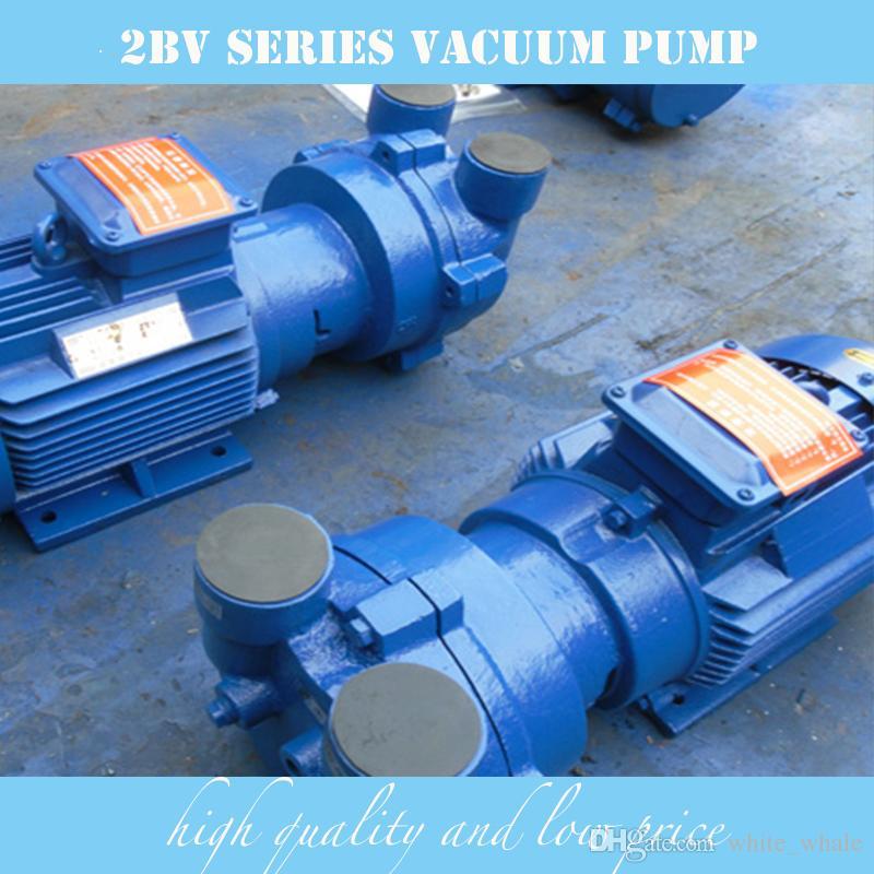 27m3 / h Luft Vakuumpumpe, Wasserring Vakuumpumpe Gusseisen 0,81 kW Vakuumpumpe
