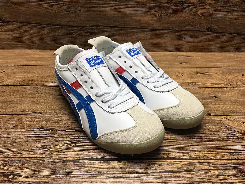 asics flat shoes
