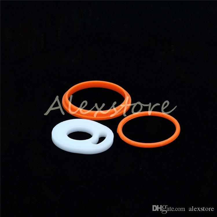 TFV12 Prince Oring Silicone Seals Gasket O Rings Rubber Bands 5 Sets TFV12 Prince Oring
