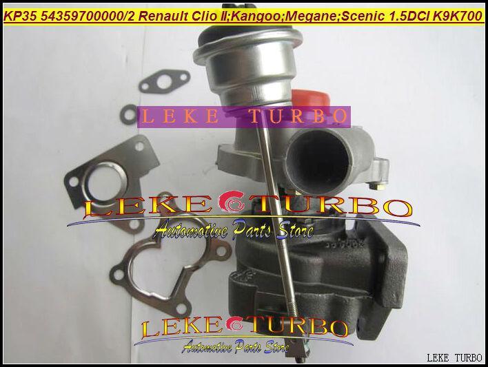 KP35 54359880000 54359880002 turbo for Renault Clio II Hatchback Kangoo Megane Scenic 1.5L DCI K9K700 K9K K9K710 TURBO (7)