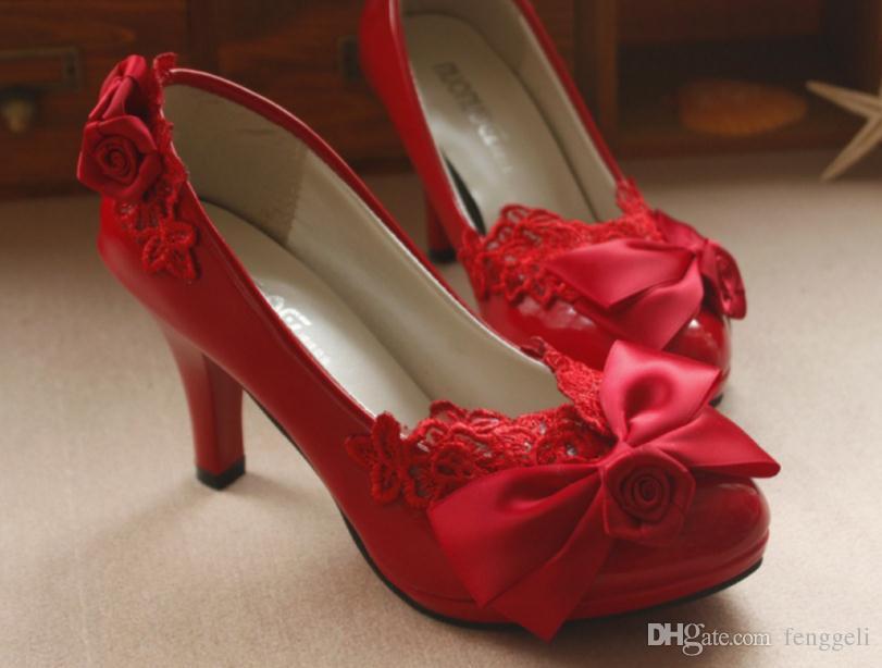 verano nuevos zapatos de boda de novia hechos a mano muestran perla zapatos de dama de honor flattie hembra