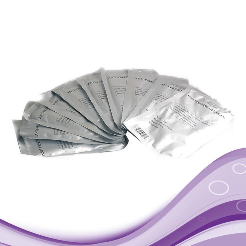 Membranes antigel antigel de Cryolipolysis Membrane antigel antigel de cryothérapie Cool Pad Cryo pour le salon clinique et l'utilisation à la maison