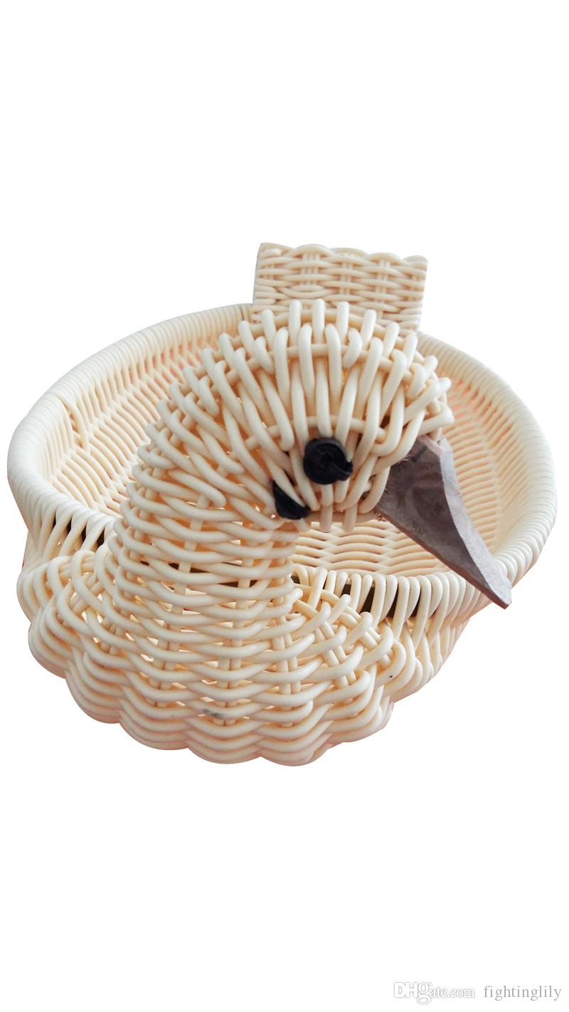 2020 2017 Fashion Fruit And Vegetable Storage Basket Rattan Handwork Bread Basket Food Proofing Proving Baskets High Quality From Fightinglily, $7.27
