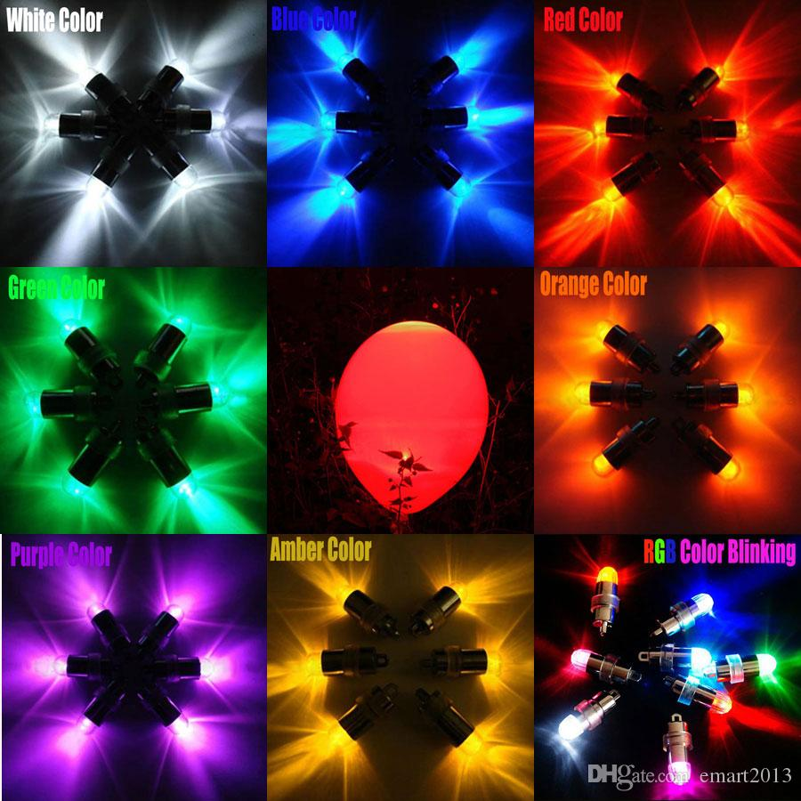 Waterproof LED Mini Party Lights for paper Lanterns, Floral Mini Led balloon Lights For Wedding Centerpieces KIT Eiffel Glass Vases