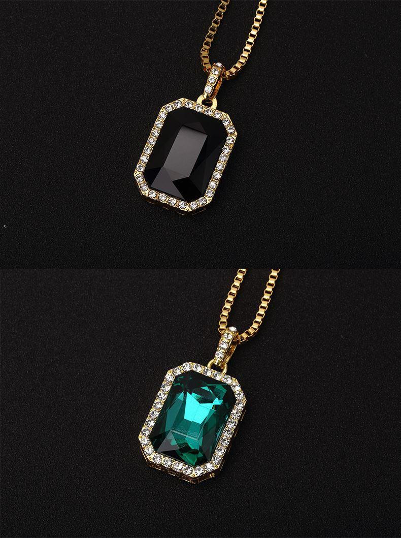 Wholesale new mens bling faux lab ruby pendant necklace box chain wow how can we ever say no to these gorgeous diamond pendants they are just amazing just look at the designs and the materials of the single diamond mozeypictures Choice Image