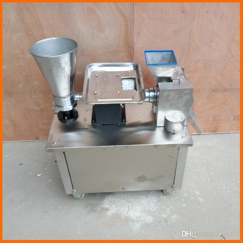 2017 Nowy typ Komercyjny Automatyczny Maszyna Dumpling Empanda Samosa Spring Roll Makered Makered 120 / 100mm Duży Dumpling Makener