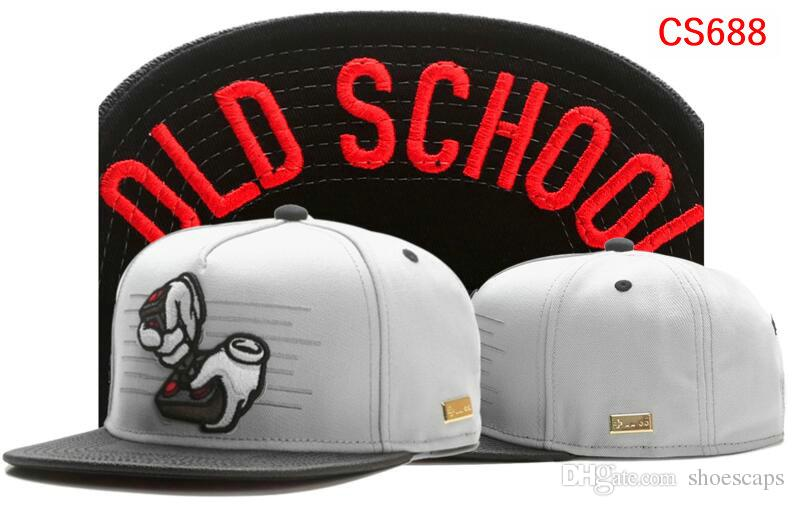 c410081bdce221 Wholesale Cayler & Sons old school baseball caps Embroidery hats Snapback  Caps adjustable hats for adult bones snapbacks