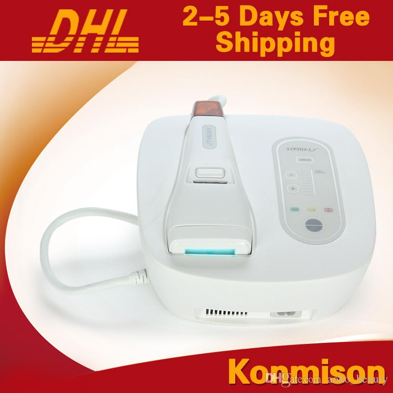 2 In 1 Elight IPL Hair Removal Machine Portable For Home Use With 2 Cartridges HR&SR For Skin Rejuvenation