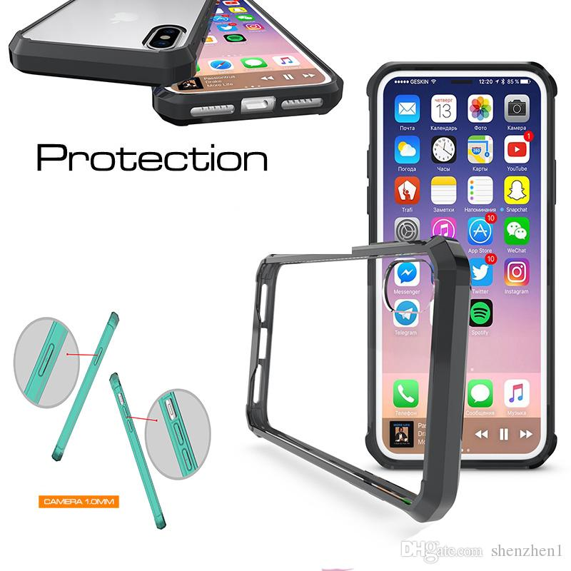 Samsung Custodia IPhone 7 Custodia IPhone 7 Plus TPU + PC Antiurto