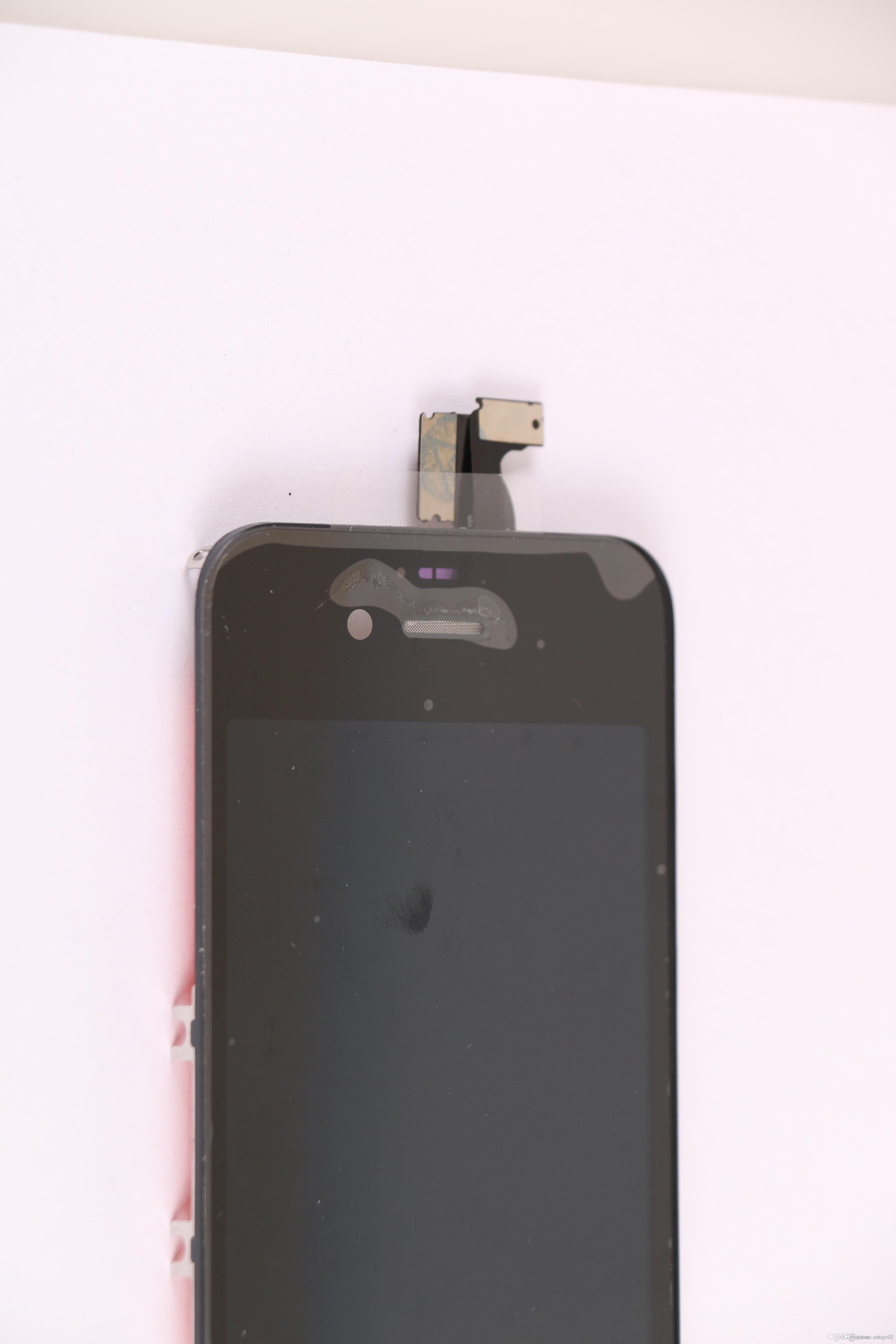 Lcd Display Für Iphone 4g Handy Lcd Schirm Beste Qualität Aaa Weißer Schwarzer Lcd Schirm Versammlungs Wiedereinbau Display Lcd Von Phone channel