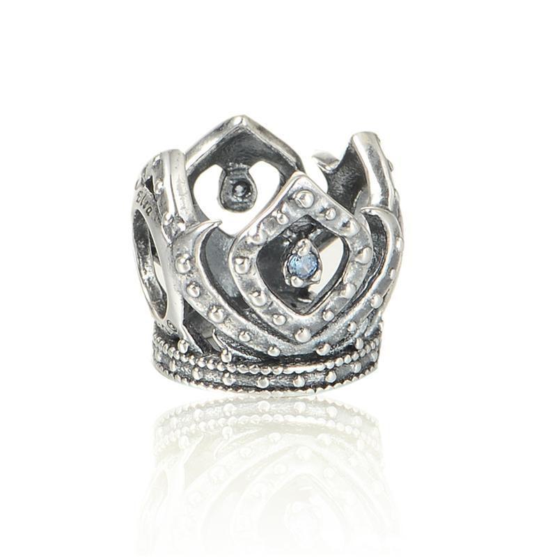 Charms europei Authentic S925 Sterling Silver Perline Adatti Braccialetti di gioielli Pandora Moda FAI DA TE 791588CZB