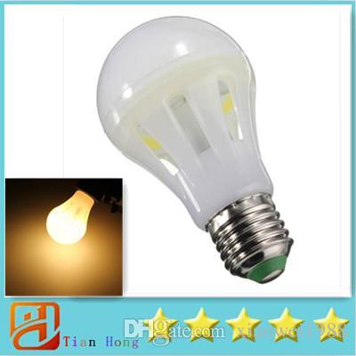 E27 7W 12W 15W 18W Led bombillas CA 85-265V COB Led Globe Lamp Ángulo de 360 grados CRI88 Blanco cálido / Blanco puro