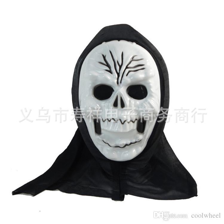 Black Mask Halloween Halloween Mask Party Scary Mask Ghost Mask ...