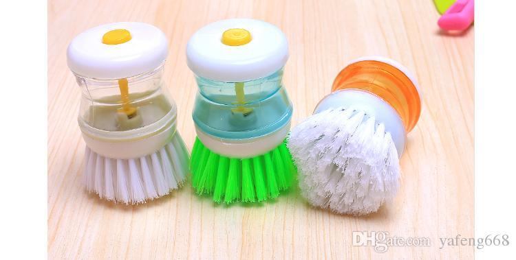 Automatische doAutomatic Geschirrspülmittel Xiguo Küchenbürste Bürste Scheuertöpfe Artefakt nicht mit Ölbürste verschmutzt Kreativer Heimgebrauch