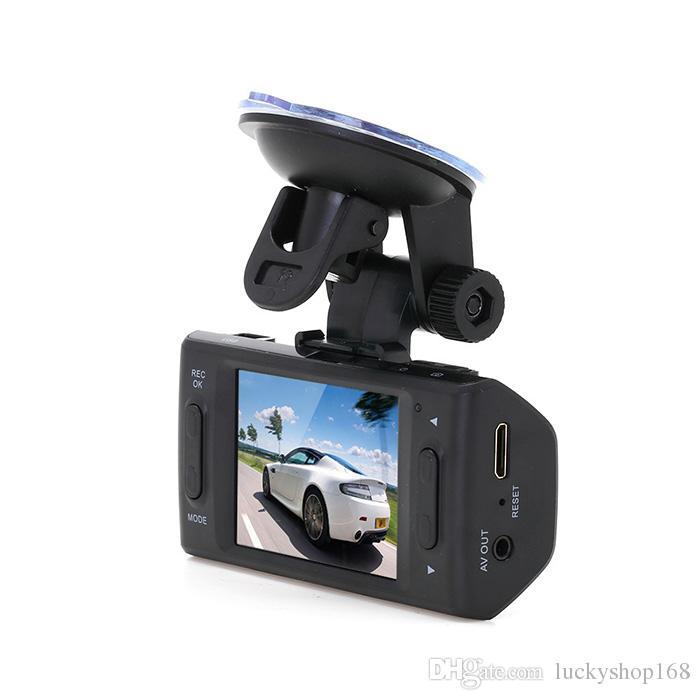 "Cheap K1000 1080P Full HD Car Camera 2.4"" LCD screen Car DVR Vehicle Video Recorder Camcorder 120° View Angle Night Version free shipping"