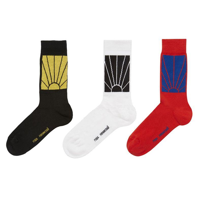 2017 New Brand Harajuku Style socks Men Hip Hop Socks Long Mens Women Skateboard Pattern letters tube Socks free shipping