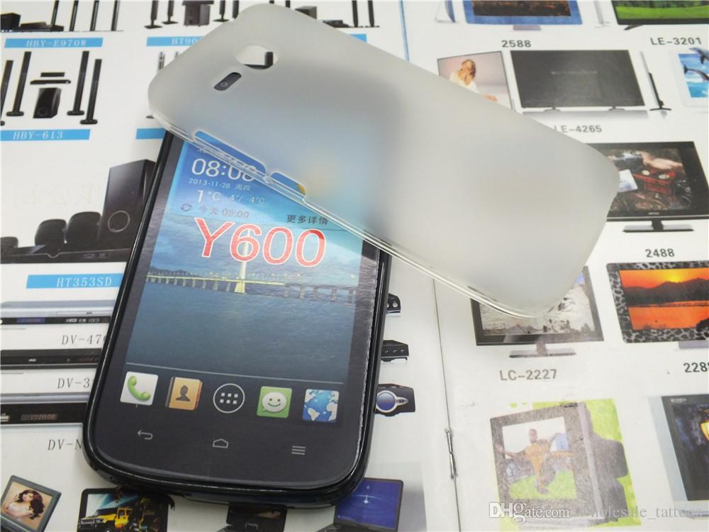 Для Huawei Mate 9 Pro Nova плюс G9 плюс G710 G730 Y600 Y511 Y320 G615 G700 ЧЕСТЬ 3 / HN 3-U01 Матовый Вернуться ТПУ телефон сумка крышка чехол