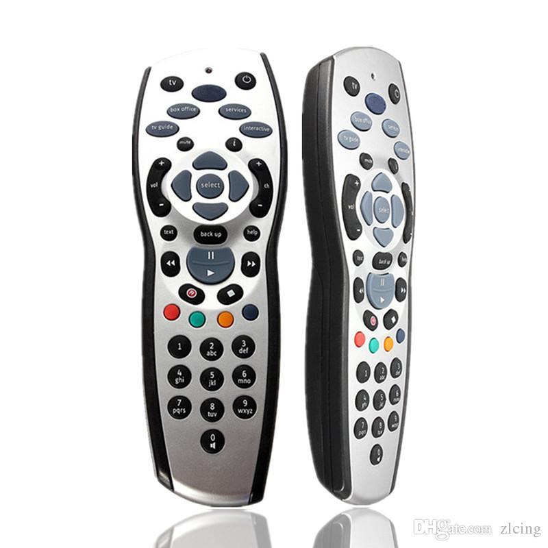 Melhor Promoção Padrão de Qualidade Super Rev.9F TV Controlador de Controle Remoto Substituição Para Sky Plus 100 pcs