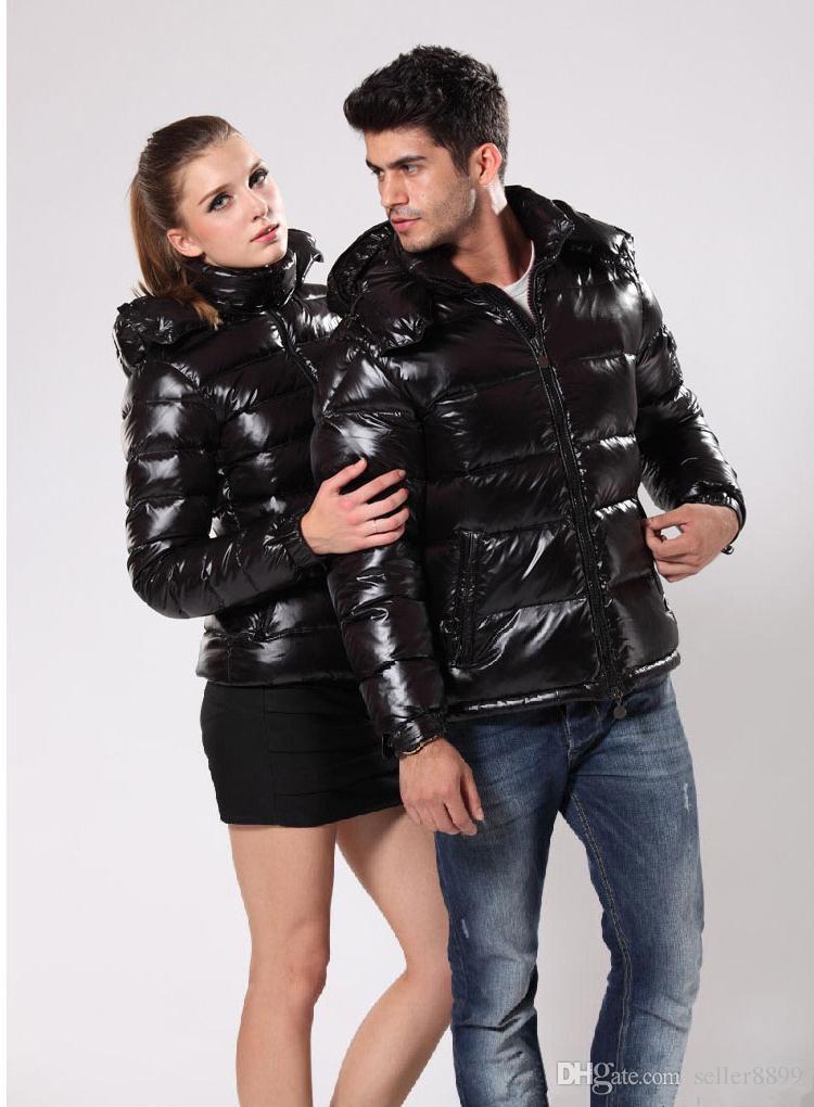 2018 HOT!Frace Brand Men women Casual Down Jacket MAYA Down Coats Mens Outdoor Fur Collar Warm Feather dress Winter Coat outwear JACKETS