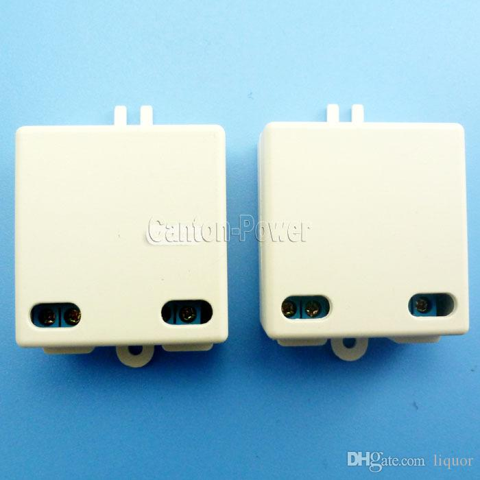 2pcs 5A DC-DC Converter 3.7V 5V 9V to 12V Step Up Voltage Converter