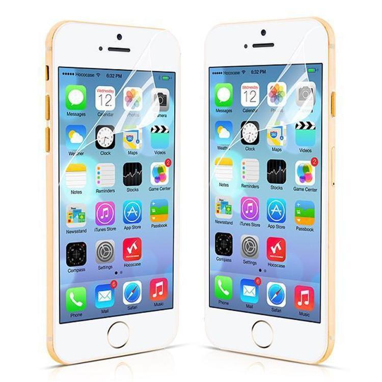 Para iphone xs max xr claro lcd protetor de tela guarda film capa para iphone 6 7 8 plus x (1000 pcs filme + 1000 pcs pano)