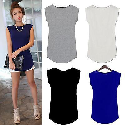 Wholesale- NEW HOT Girl Women's Crew Neck short Sleeve T-Shirts Modal Tops Basic Tee Summer Women Shirt Clothes