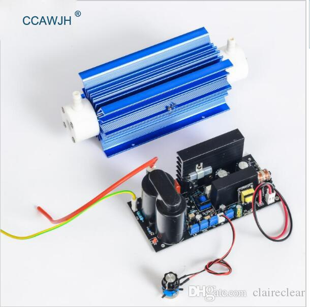 2019 10G Ozone Generator With Open Power Pack And Potentiometer Ozone  Adjustable From 1g To 10g With Optional Accessory + From Claireclear,  $76 81  