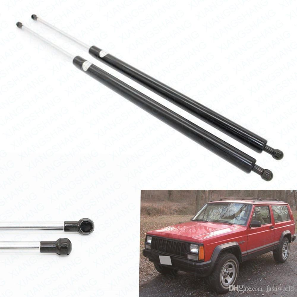 Auto Tailgate Hatch Lift Supports Shock Gas Struts For Jeep Cherokee 1984  1994 Wagoneer 1984 1990, Bulk Auto Replacement Body Parts Auto Replacement